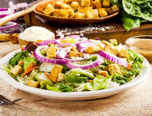 Caesar Salad – $5.99/$7.59