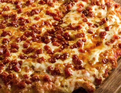 Receive $2.00 OFF a Medium One-Item pizza with the purchase of any Large or Extra-Large pizza at regular price.