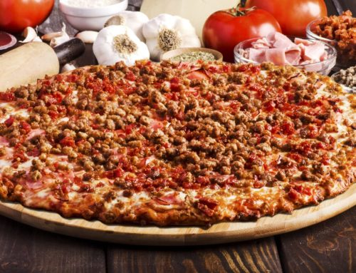Game Day Special: Extra-Large Gourmet Pizza for a Large Gourmet Price