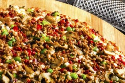 Sir Pizza Royal Feast Lansing