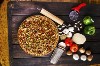 Sir Pizza Royal Feast