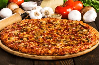 Two Item Pizza Lansing Michigan