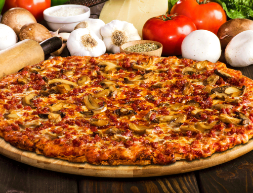 Large Two-Item Pizza – $15.99