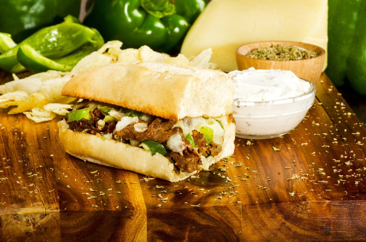 recipe: how many calories in a cheesesteak sub [32]