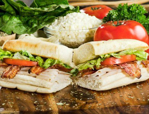 Club Sandwich – $8.29