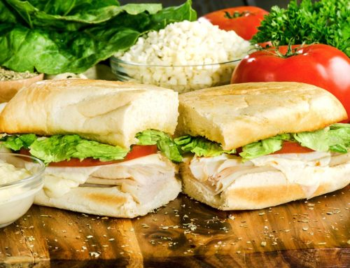 Turkey or Ham Sub – $6.99
