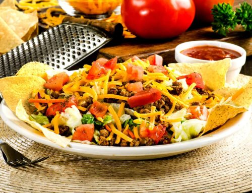 Taco Salad – $7.19 (Offered Only at the Old Town Location)