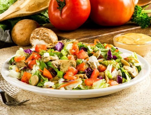 Veggie Salad – $5.99