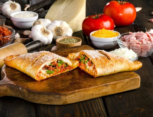 Calzone – Two Toppings