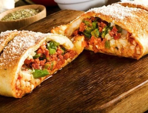 Two, Two-Item Calzones: $12.99