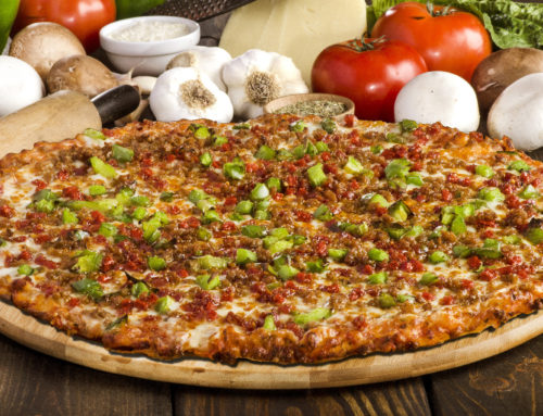 Image result for three item pizza