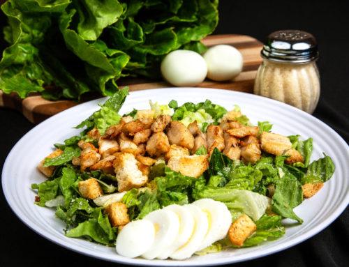 Caesar Salad – $6.49