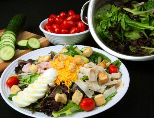 Chef Salad – $7.61