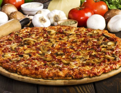 Extra-Large Pizza: $2.00 OFF!