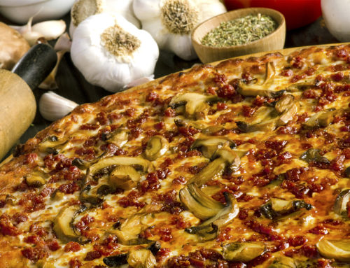 Medium Two-Topping Pizza Special: $11.99